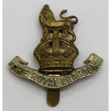 Royal Dragoons Cap Badge - King's Crown