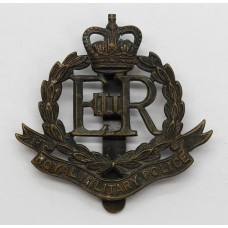 Royal Military Police Cap Badge - Queen's Crown