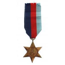 WW2 1939-45 Star Medal - Full Size
