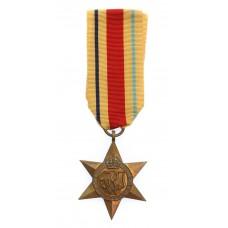 WW2 Africa Star Medal - Full Size