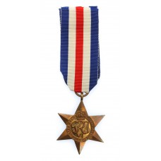 WW2 France & Germany Star Medal - Full Size