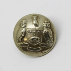 Leeds City Police Coat of Arms Button