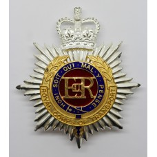 Royal Corps of Transport (R.C.T.) Officer's Helmet Plate