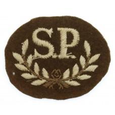 British Army Special Proficiency Pay (S.P.) Cloth Proficiency Arm