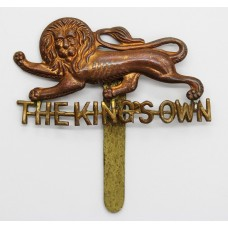 The King's Own (Royal Lancaster Regiment) Cap Badge