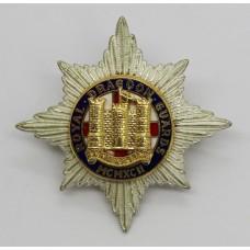 Royal Dragoon Guards Officer's Cap Badge