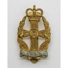 Queen Alexandra's Royal Army Nursing Corps (Q.A.R.A.N.C.) Cap Badge - Queen's Crown