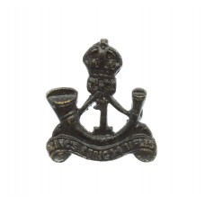1st King's African Rifles Collar Badge - King's Crown