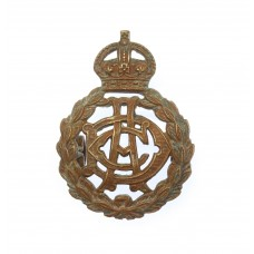 Army Dental Corps (A.D.C.) Collar Badge - King's Crown