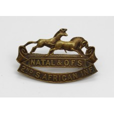 2nd South African Infantry Collar Badge