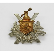 South African Cape Town Highlanders Collar Badge