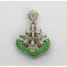 Green Howards Association Enamelled Lapel Badge