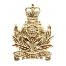 Intelligence Corps Anodised (Staybrite) Cap Badge