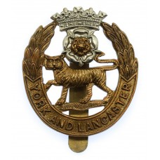 York & Lancaster Regiment Cap Badge