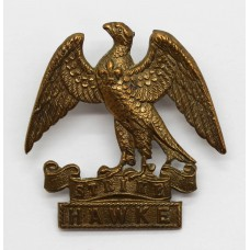 WWI Hawke Battalion Royal Naval Division Cap Badge