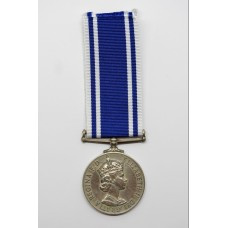 EIIR Police Exemplary Long Service & Good Conduct Medal - Const. Leonard Steel
