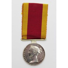 First China War Medal 1842 - Drum Major J. Kearney, 18th Royal Ir