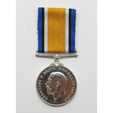 WW1 British War Medal - 1.A.M. (Later 2nd Lieutenant) R.W. Moyse, Royal Air Force