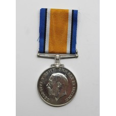 WW1 British War Medal - Pte. 2 (Musician) H. Mendun, Royal Air Force