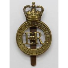 EIIR City of London Police Cap Badge