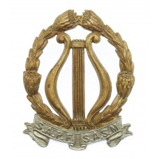 South African Army Band Cap Badge