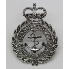 Admiralty Constabulary Cap Badge - Queen's Crown