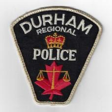 Canadian Durham Regional Police Cloth Patch