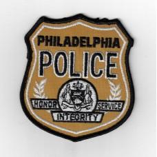 United States Philadelphia Police Cloth Patch