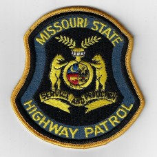 United States Missouri State Highway Patrol Cloth Patch