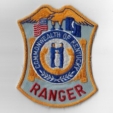 United States Commonwealth of Kentucky Ranger Cloth Patch