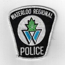 Candian Waterloo Regional Police Cloth Patch