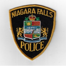 Candian Niagra Falls Police Cloth Patch
