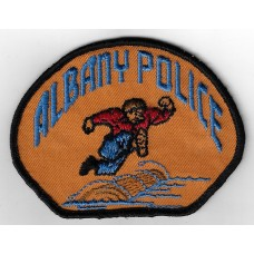 United States Albany Police Oregon Cloth Patch