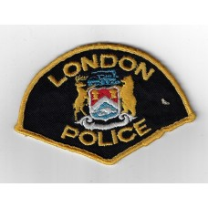 Canadian London Police Cloth Patch
