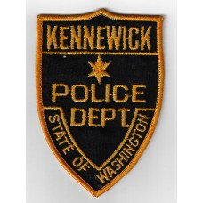 United States Kennewick State of Washington Police Department Clo