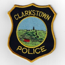 United States Clarkstown Police Cloth Patch