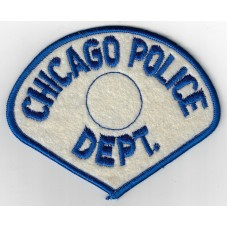 United States Chicago Police Department Cloth Patch