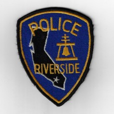 United States Riverside Ohio Police Cloth Patch