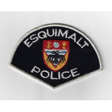 Canadian Esquimalt Police Cloth Patch