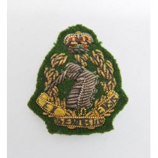 Royal Army Dental Corps (R.A.D.C.) Officers Bullion Collar Badge