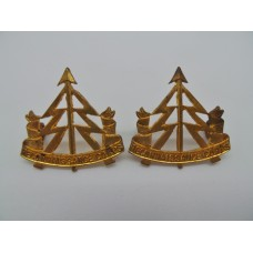 Pair of Reconnaissance Corps Collar Badges