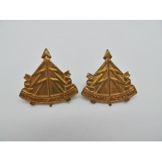 Pair of Reconnaissance Corps Mess Dress Collar Badges