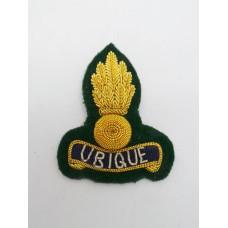 24 Commando Engineer Regiment (R.E.) Officers Bullion Beret Badge