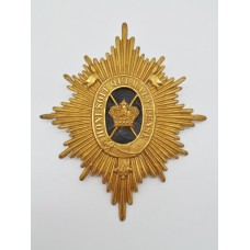 Victorian Reserve Regiment of Lancers Helmet Plate