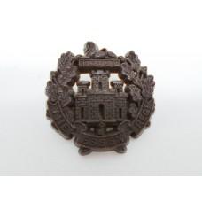 Essex Regiment WW2 Plastic Economy Cap Badge