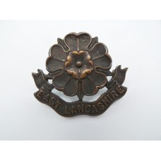 East Lancashire Regiment Officers Service Dress Collar Badge