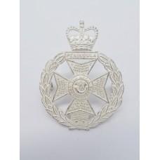 Royal Green Jackets Officers Dress Cap Badge