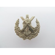 Cameron Highlanders Sporran Badge (Small)