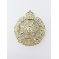 Rifle Brigade (Prince Consort's Own) Cap Badge - King's Crown
