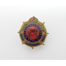 George VI Royal Army Service Corps (R.A.S.C.) Enamelled Lapel Badge